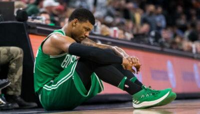 NBA – L'insulte raciste d'une fan des Celtics qui a profondément ému Marcus Smart