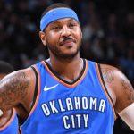 NBA – Insolite : Carmelo est à la recherche de son maillot des Hawks
