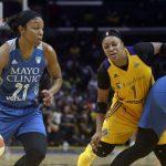 WNBA – Les résultats de la nuit (19/07/2018) : Cambage continue sur sa lancée et Vegas s'offre une victoire de prestige