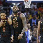 NBA – Pour Larry Nance Jr, il faut avoir la tête dure quand on joue avec LeBron