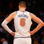 NBA – Les Knicks vont devoir faire des économies avant de prolonger Porzingis