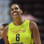 WNBA – Focus : Liz Cambage, une étoile qui monte