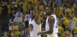 NBA – Andre Iguodala sur Kevin Durant : «Il est le plus talentueux scoreur de l'histoire»