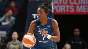 WNBA – Endy Miyem coupée par Minnesota