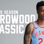 NBA – Les Hawks dévoilent un maillot vintage et un nouveau parquet