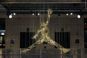 Insolite – Kobe, Jordan : ces œuvres en 3D à couper le souffle