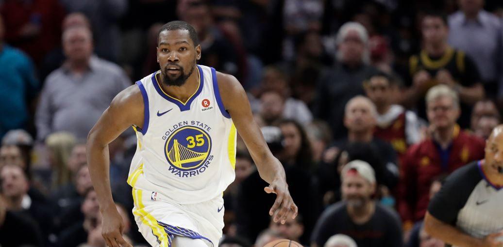 fe1e8404483f NBA - Du long terme pour Kevin Durant en 2019