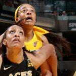 WNBA – Les résultats de la nuit (11/08/2018) : Dallas et Las Vegas à la lutte