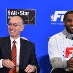 NBA – Adam Silver adresse une lettre à tous les fans, LeBron réagit