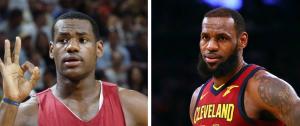 NBA – Les transformations physiques des joueurs (part. 1)