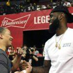 NBA – La stat affligeante sur LeBron et Tyronn Lue