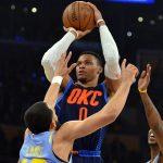 NBA – Russell Westbrook tenterait d'améliorer son tir derrière l'arc