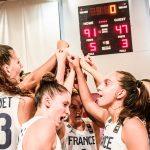 EurobasketWomen U18 – La France valide son ticket pour les quarts en battant la Bosnie