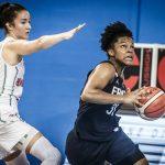 EuroBasketWomen U18 – La France stoppée par la Hongrie avant le dernier carré
