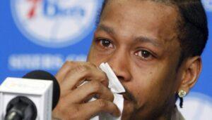 NBA – Allen Iverson poste une photo déchirante sur Insta