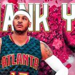 NBA – Vidéo : « En hommage à Carmelo », la parodie par un fan des Hawks