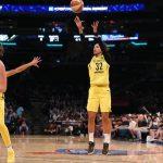 WNBA – Les résultats de la nuit (06/08/2018) : Seattle au dessus de tout