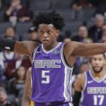 NBA – De'Aaron Fox sort la performance de la nuit !