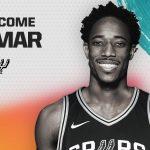 NBA – DeMar DeRozan a déjà une fresque à San Antonio