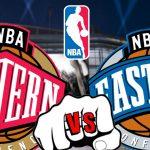NBA – Est contre Ouest : David contre Goliath ?