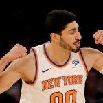 NBA – Le petit tacle d'Enes Kanter contre les Bucks