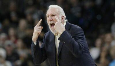 NBA – Tony Parker révèle la fois où Pop l'a tellement brusqué que Duncan a dit stop
