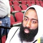 NBA – Rockets : James Harden nommé dans un rapport de police