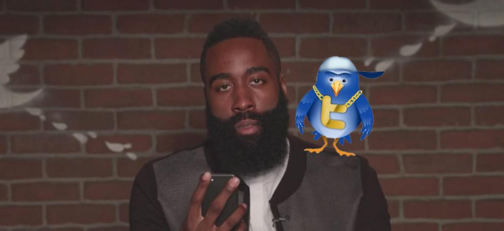 Twitter joueur NBA