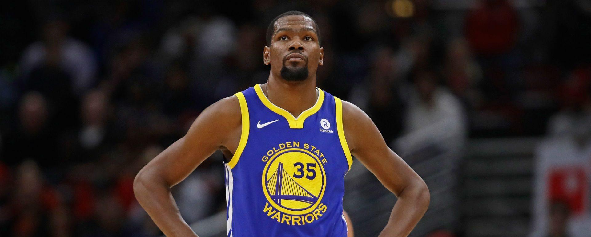 e3478370b308 NBA - Kevin Durant ne voudrait pas jouer avec LeBron James