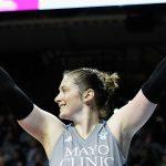 WNBA – Lindsay Whalen félicitée par LeBron James