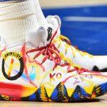 NBA – Sneakers : Les joueurs désormais libres dans le choix des couleurs