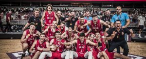 EuroBasket U18 (M) – Les 63 points du duo Pecarski-Petrusev permettent à la Serbie de décrocher l'or !