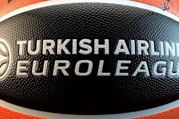 Ballon officiel de la Turkish Airlines EuroLeague