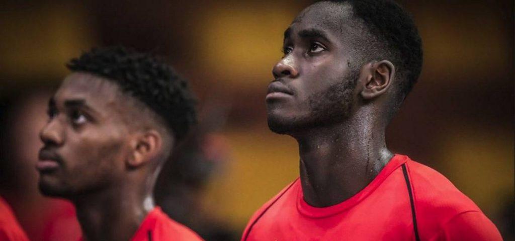 Usman Garuba sous le maillot des jeunes Espagnols