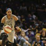 WNBA – Les résultats de la nuit (09/08/2018) : Las Vegas s'éloigne des playoffs, Washington fait tomber le leader, Maya Moore qualifie Minnesota en playoffs