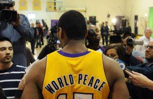 NBA – 5 choses que vous ne saviez (sûrement) pas sur Metta World Peace