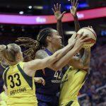 WNBA – Les résultats de la nuit (3/09/2018) : Washington et Phoenix arrachent une manche décisive
