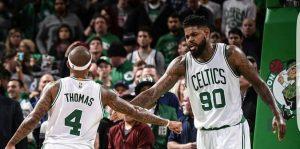 NBA – Insolite : Amir Johnson veut aider Isaiah Thomas à dunker