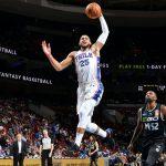NBA – Top 5 de la nuit : Ben Simmons en pleine démonstration
