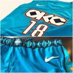 NBA – Thunder : Le maillot City Edition dévoilé ?