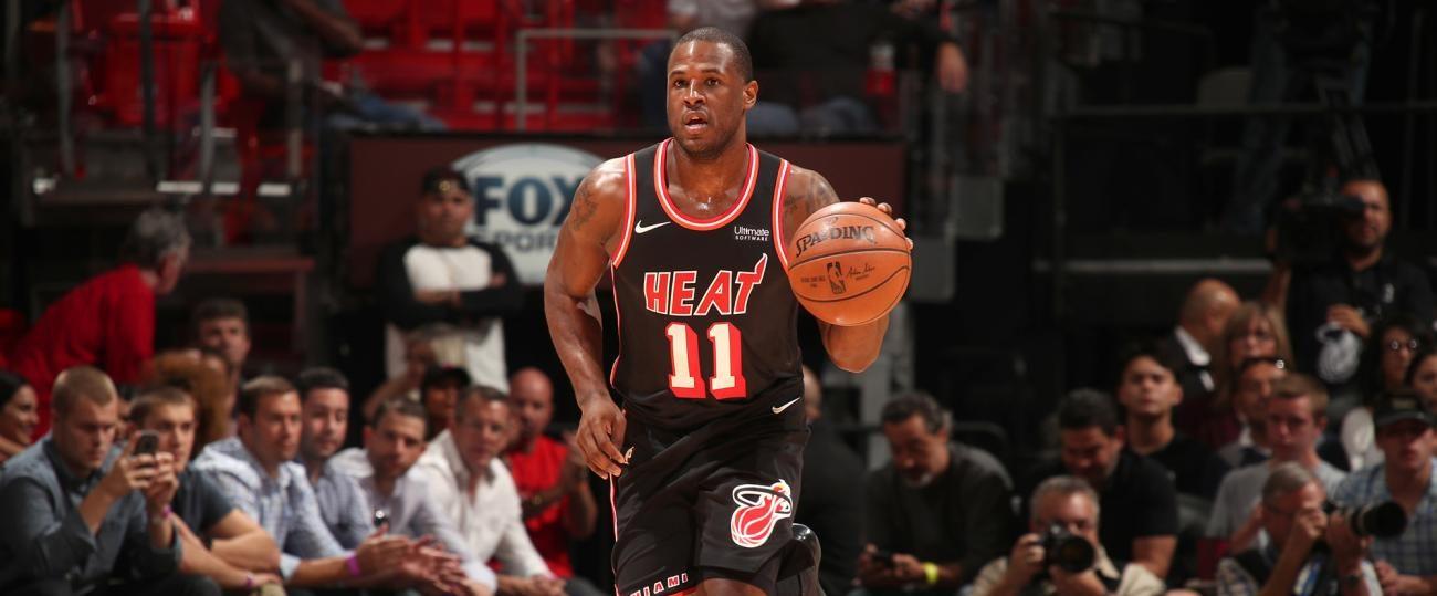 Dion Waiters sous le maillot du Heat
