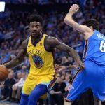 NBA – Jordan Bell prêt pour un poste de starter en attendant DeMarcus Cousins
