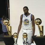 NBA – Kevin Durant sur son futur : «Nous verrons ce qui se passera après cette année»