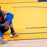 NBA – Faut-il s'inquiéter pour le genou de Russell Westbrook ?