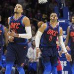 NBA – Le Thunder espère récupérer Russell Westbrook «très tôt dans l'année»
