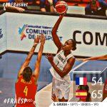 EDF – Les rivales espagnoles s'imposent face à l'Equipe de France
