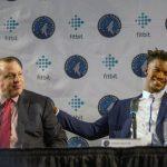 NBA – Tom Thibodeau a tenté de convaincre Jimmy Butler de jouer la pré-saison