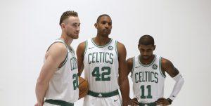 NBA – Pour Al Horford, Gordon Hayward est sous-estimé