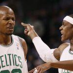 NBA – Ray Allen revient sur ses problèmes avec Rajon Rondo