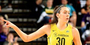 WNBA – Breanna Stewart, la nouvelle reine du jeu